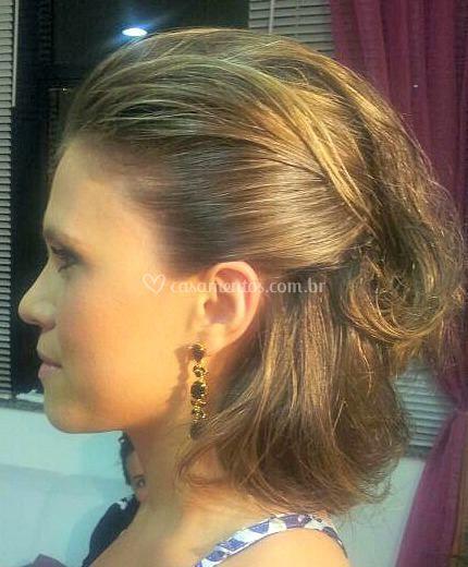 Penteado bonito