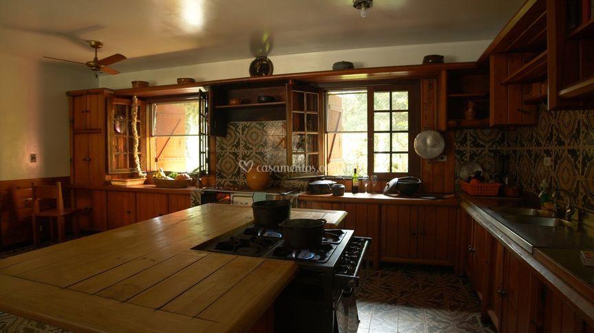 Cozinha do Sabiá