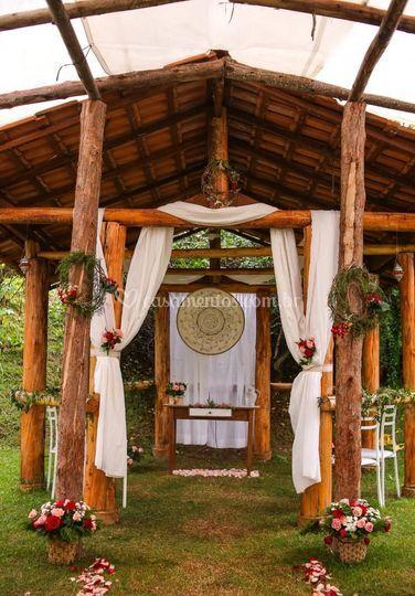 Espaço da cerimonia I