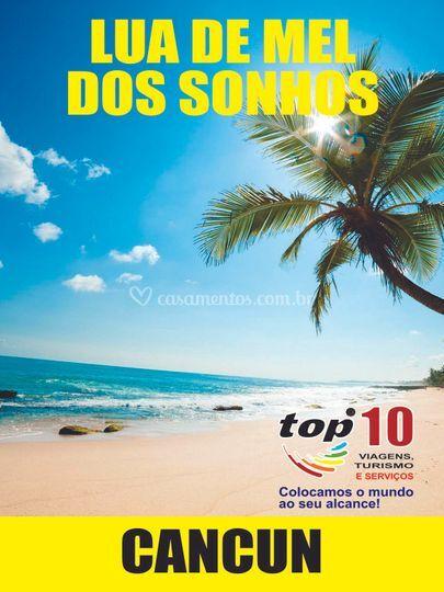 Top 10 Viagens e Turismo