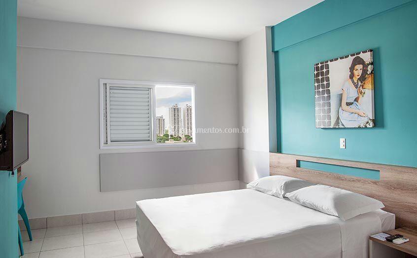 Apartamento Standart Casal