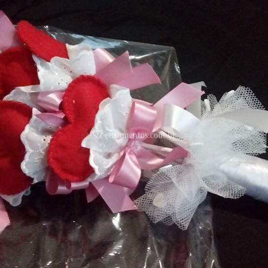 Bouquet de coração