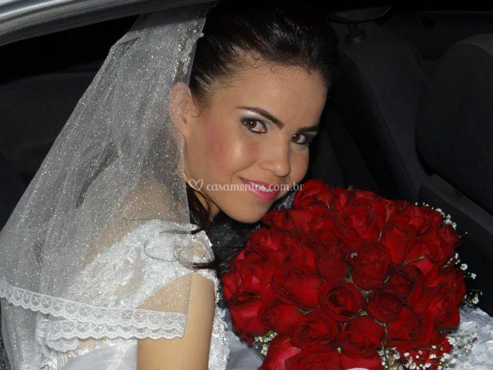 Cuidam da noiva