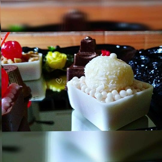 Chocolateria com docinho