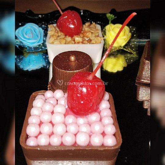 Chocolateria gourmet
