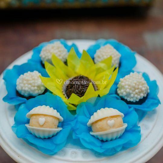 Susu & Dani Macieira cakes