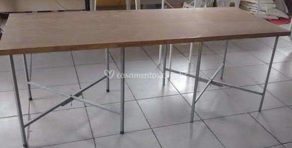 Mesa pranchão tampo 0, 80x2, 00
