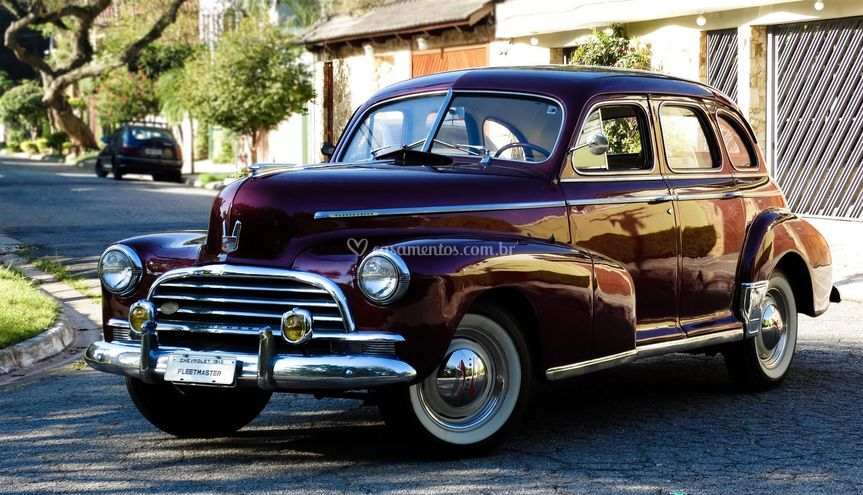 Chevrolet Fleetmaster 1946