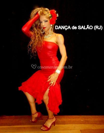 Dança de salão rj