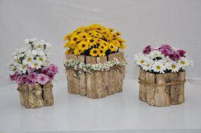 Esmeralda Ornamentação Floral