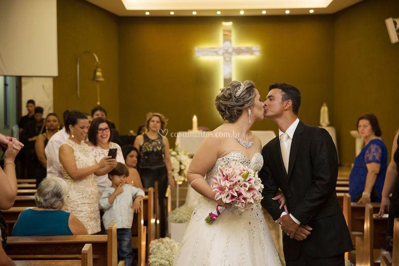 Casamento Daniela & Roni