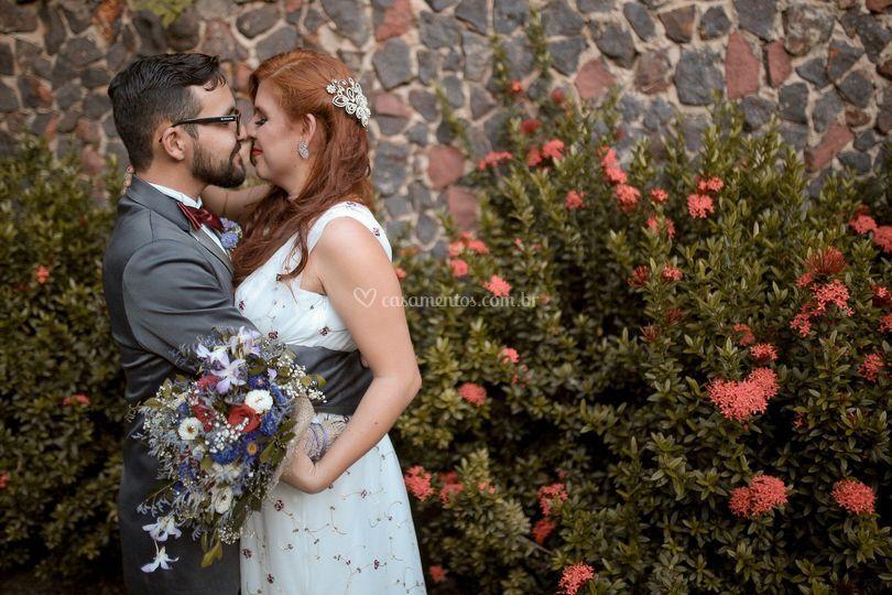 WEDDING - WIL E AMANDA