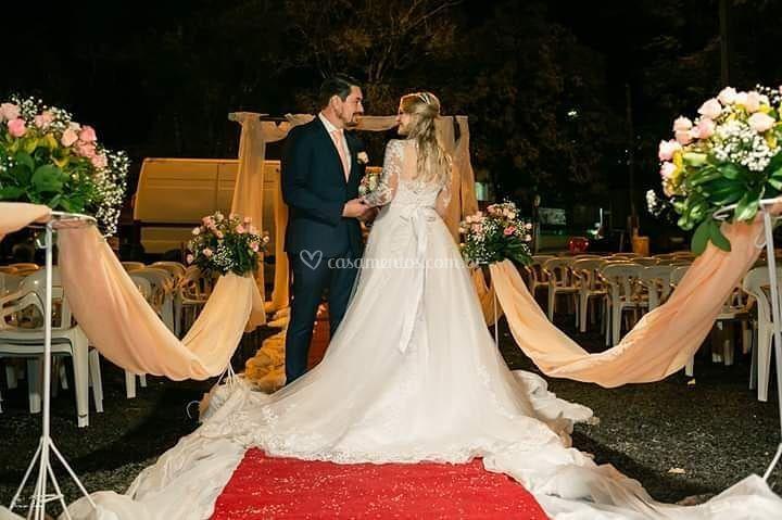 Noiva Claudia