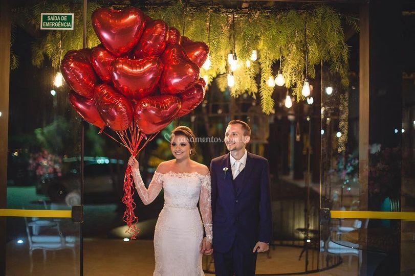 Casamento Luara e Pedro