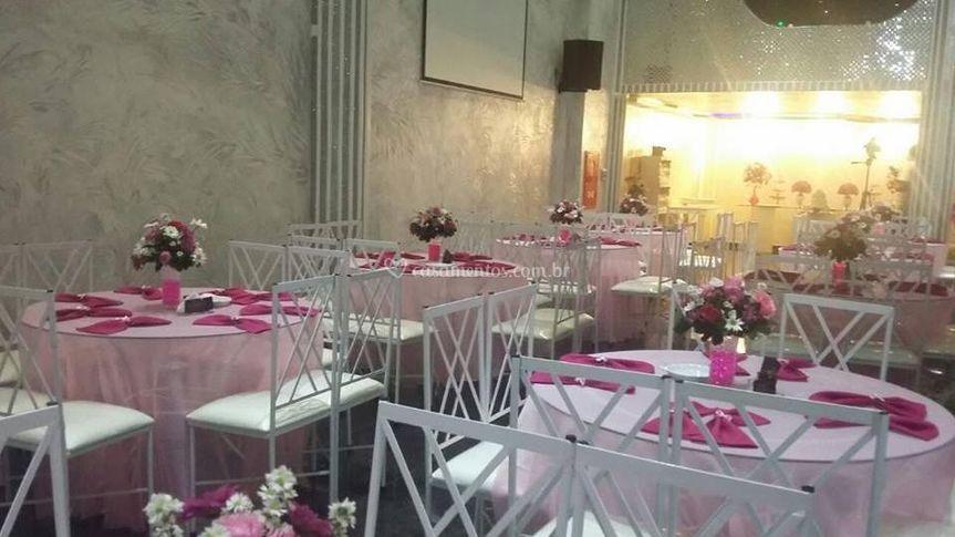 Salão de evento