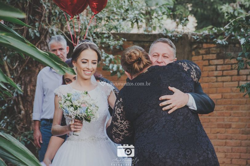 Confortar o Pai da noiva