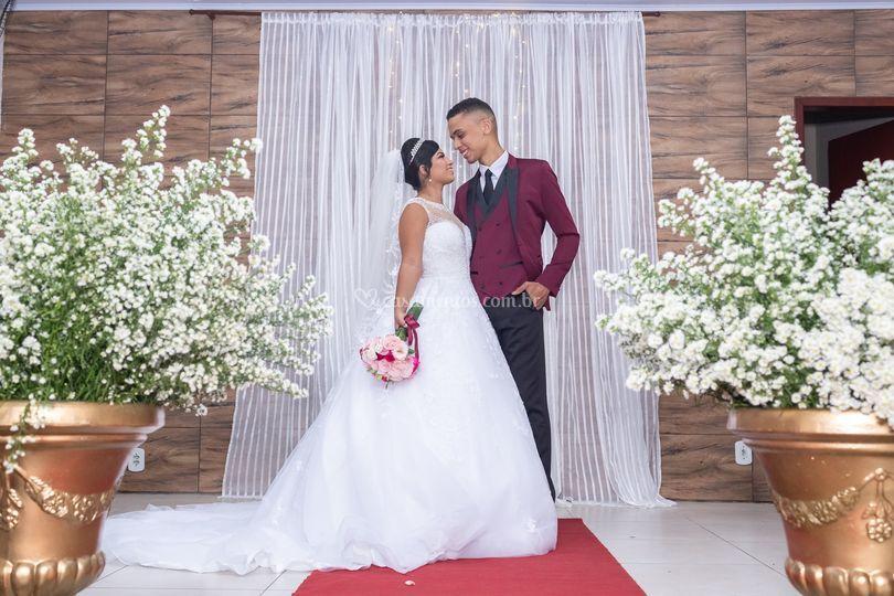 Casamento Samara e Matheus