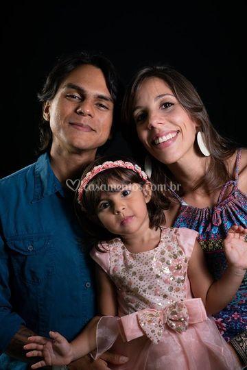 Aurora e Família