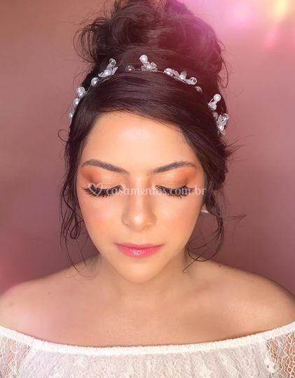 Camila Capellari - Atelie de Maquiagem