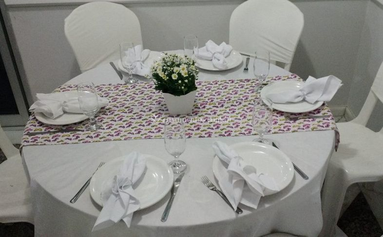 Apresentação da mesa