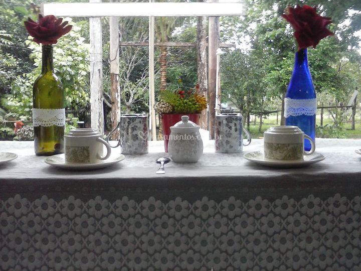 Chá de cozinha