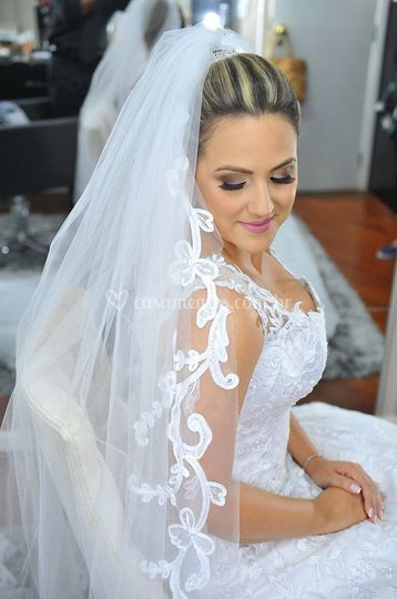 Noiva Bruna Fernandes Moreno