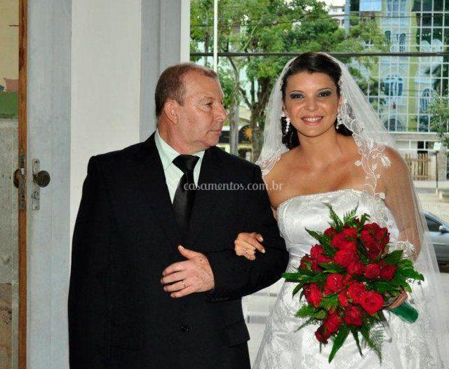 Apoio à noiva