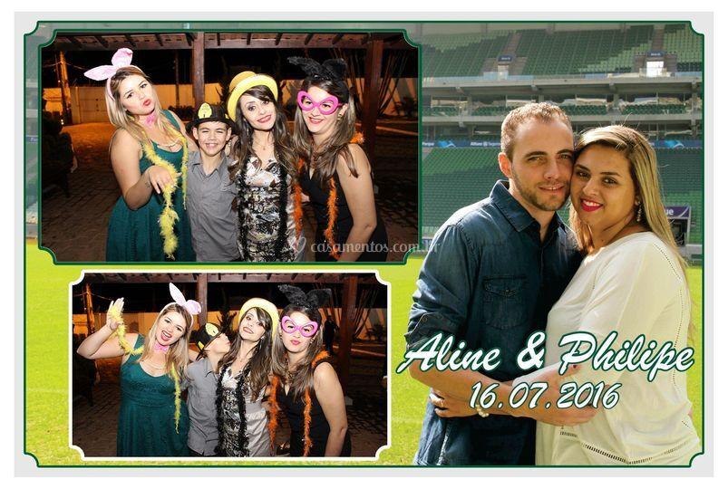 Aline & Philipe