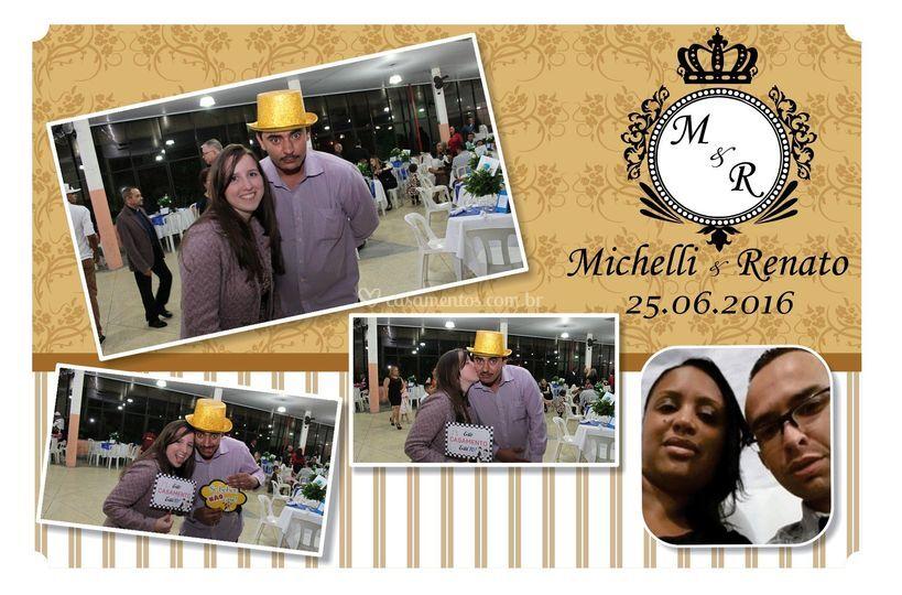 Michelli & Renato