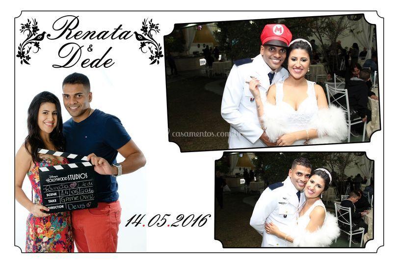 Renata & Dede