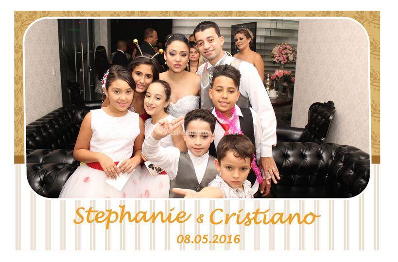 Stephanie & Cristiano