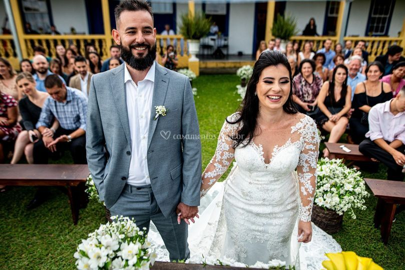 Mini Wedding casa da fazenda