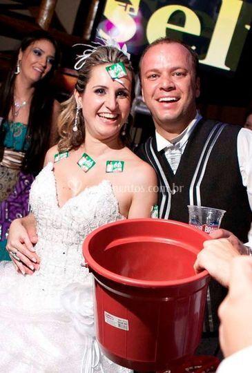 Casamento Gisely e Rodrigo