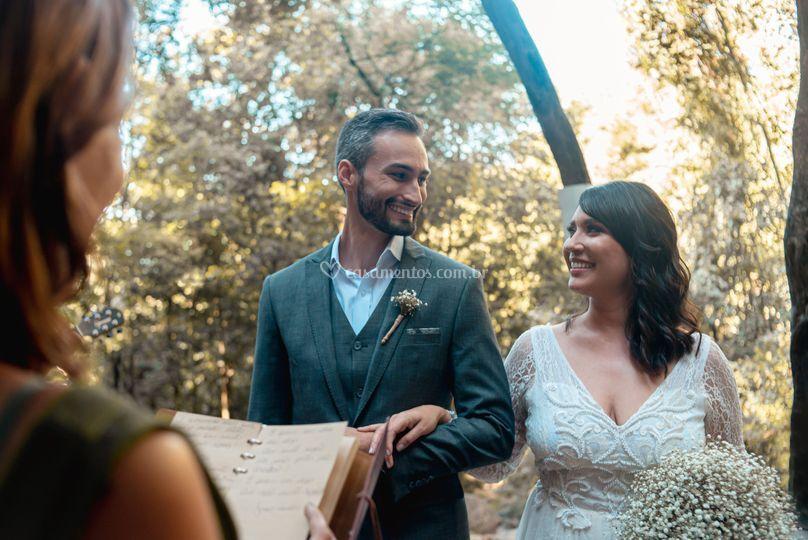 Anna e João Elopement Wedding