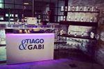 Tiago e Gabi