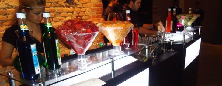 Caipirinhas & drinks