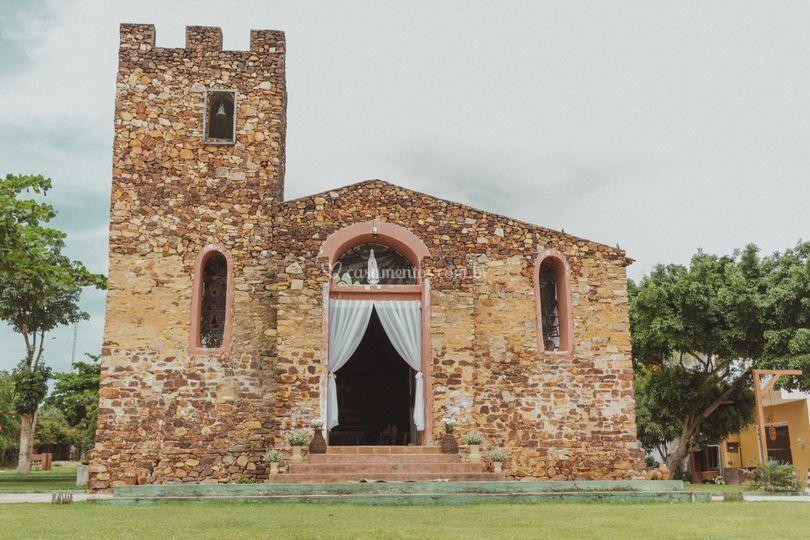 Igreja de Pedra de Jeri