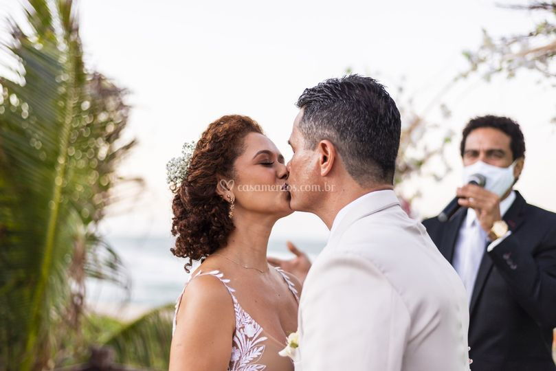 Momento do Beijo