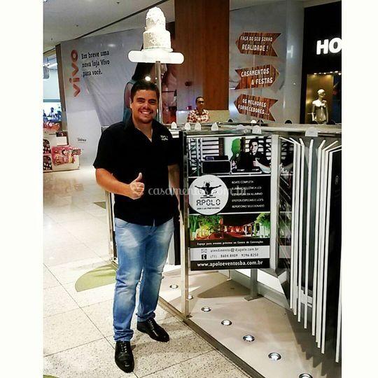 Anúncio Salvador Shopping