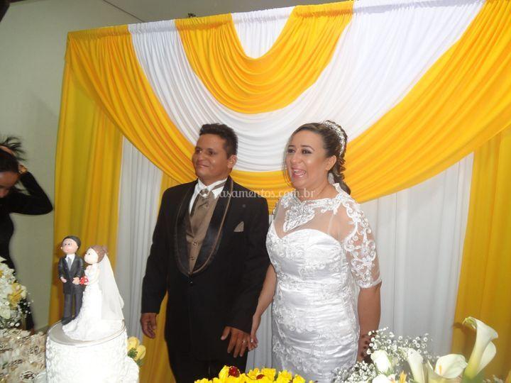 Casamento Jane e Marcio