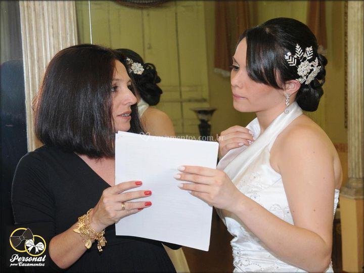 Personal para Casamentos