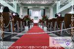 Tapete vermelho e Cristal de Sonhos e Can��es Casamentos