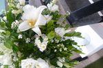 Decora��o floral de Sonhos e Can��es Casamentos