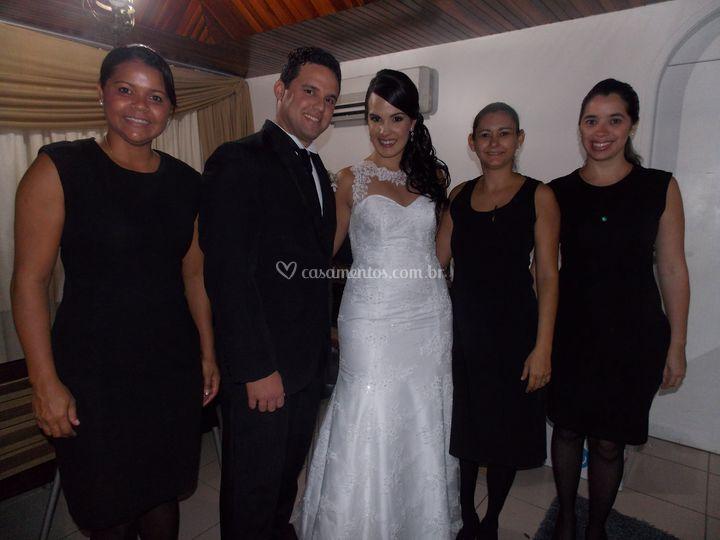 Casamento Andréa e Dayvson
