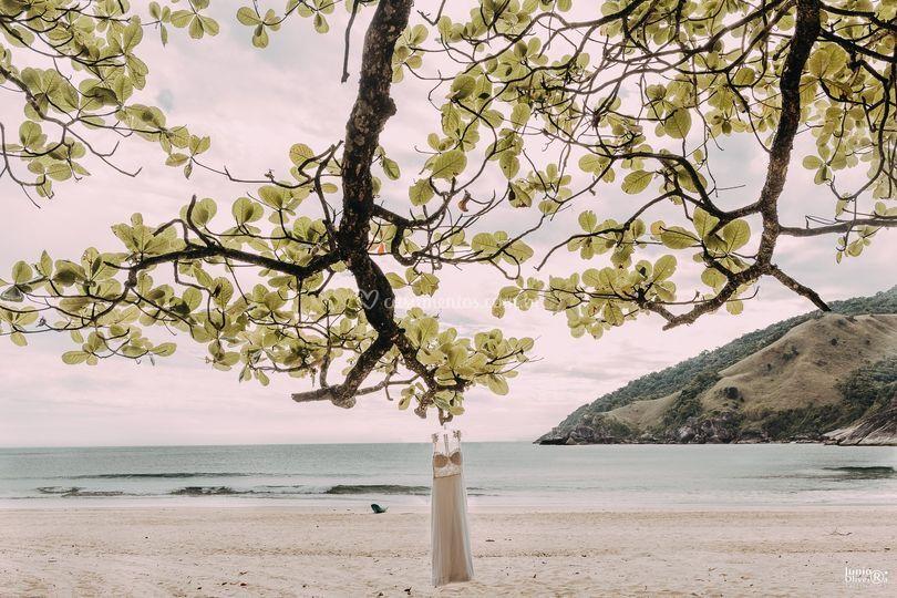 Mariane e Felipe - Bonete Ilha