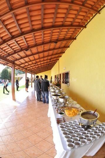 Buffet de almoço