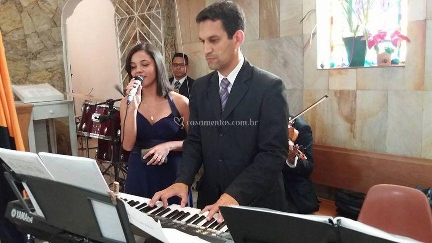 Duo Piano e Voz