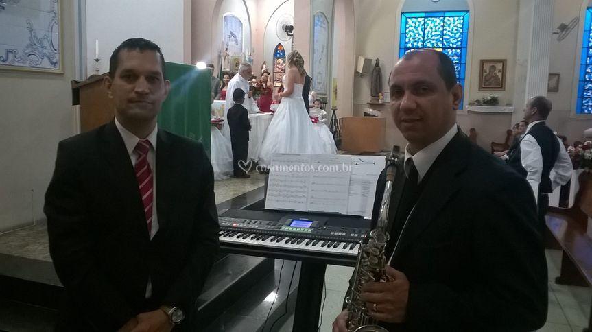 Duo Sax e piano