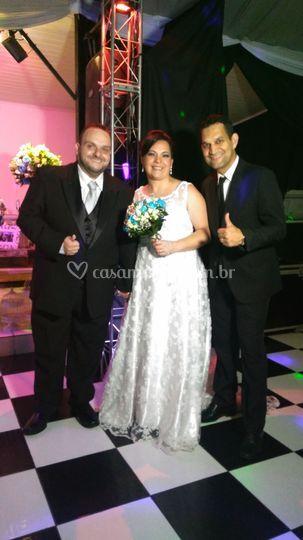 Obrigado Felipe e Renata !