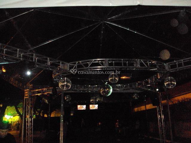 Tenda eletrônico 2012 carnaval